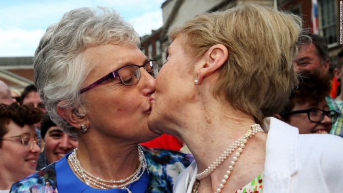 Same-sex couples of Ireland