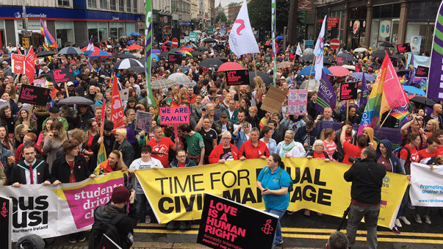 Northern-Ireland-march