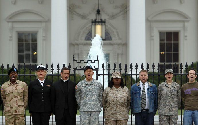 Gay Army Veteran